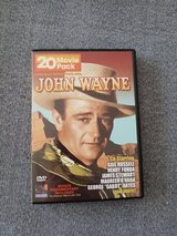 John Wayne DVD's Black and White Movies in Ramstein, Germany