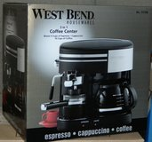 West Bend 3-in-1 Coffee Machine in Plainfield, Illinois