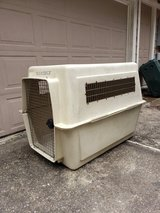 Extra large dog kennel in Conroe, Texas