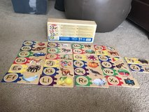 Melissa and Doug self correcting alphabet puzzle in Joliet, Illinois