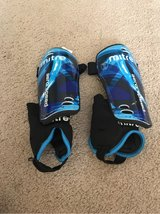 mitre soccer shin guards youth in Joliet, Illinois