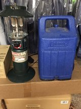 *~* COLEMAN LANTERN with Case and 2 Propane Canisters *~* in Fort Lewis, Washington