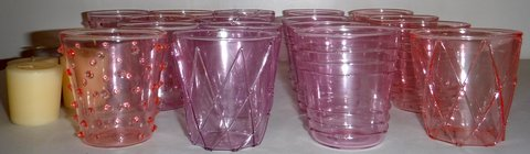 New! 17 Votive Candle Holders in Naperville, Illinois
