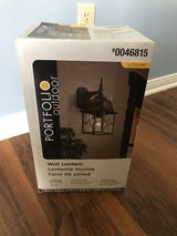Outdoor Wall Light- Brand New in Box in Houston, Texas