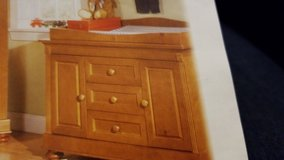 Changing table/dresser in Bolingbrook, Illinois