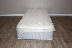 Twin Size Mattress - Serta Scarlet in Kingwood, Texas
