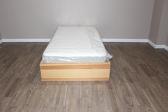 Twin Size Bed (Including Mattress from Ikea) in Kingwood, Texas