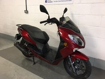 Keeway 125cc cityblade 2017 One owner Full service history Recently had new belt New rear tyre in Lakenheath, UK