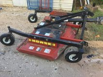 "72"" Howse Finish Mower in Cleveland, Texas"