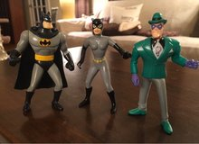 1993 Batman Figures in Chicago, Illinois