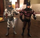 1991 Batman Figures in Chicago, Illinois