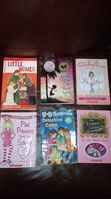 Jr girl reading lot in The Woodlands, Texas