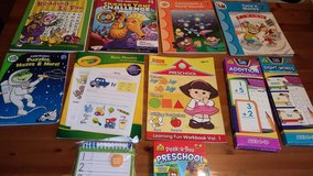 Learning workbooks bundle in Spring, Texas