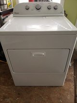 Whirlpool Dryer located at 242 / 1485 in Houston, Texas