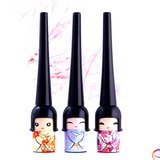 Cute Lucky Doll Black Smooth Waterproof Liquid Eyeliner Pen in Clarksville, Tennessee