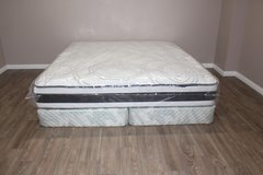 King Size Mattress - Hybrid iComfort Applause II - Plush in Houston, Texas