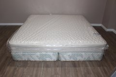 King Size Mattress- Airsprung Bed - Carlisle in Houston, Texas