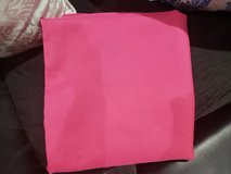 Hot Pink Tablecloth Table cover in Clarksville, Tennessee