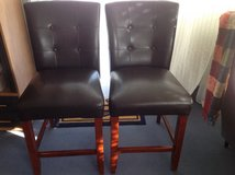 Bar Stool Height Leather Chairs in Stuttgart, GE