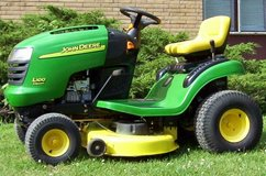 WILL PAINT YOUR HOME, BUILDING IN EXCHANGE FOR RIDING MOWER in Chicago, Illinois