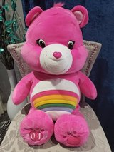 Huge Care Bears in Fort Campbell, Kentucky