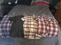 Mens shirts in Belleville, Illinois