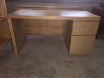 Two-Drawer Desk in Houston, Texas