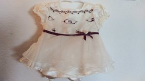 0-3 month baby girl dress in 29 Palms, California