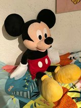Mickey Mouse soft toy for kids in Ramstein, Germany