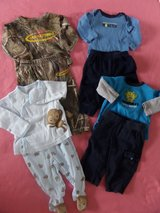 Boys Size 3 Month Outfits in Houston, Texas