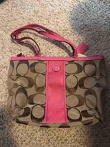 Used coach purse in Westmont, Illinois