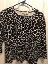 Ladies Jones New York Print 3/4 Sleeve Blouse in Fort Belvoir, Virginia