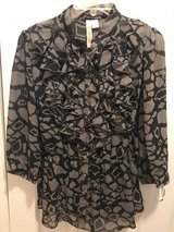 Ladies Large 3/4 Sleeve Blouse in Fort Belvoir, Virginia