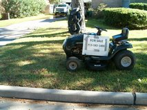 38 inch cut Bolens Riding Mower in Kingwood, Texas