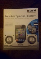 ISound – 2X Portable Speaker System in Camp Lejeune, North Carolina