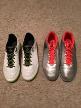 Adidas youth indoor Soccer Shoes in Fort Leonard Wood, Missouri
