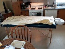 Massage table package in Kingwood, Texas