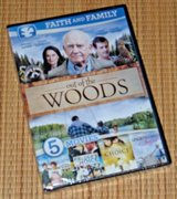 NEW Faith and Family DVD 5 Movies Vol 1 Out of The Woods Undercover Angel in Oswego, Illinois