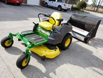 John Deere Zero Turn Mower in Kingwood, Texas