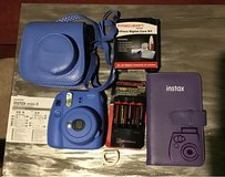 Instax Mini 9 Camera And Accessories in Kingwood, Texas