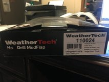 Weather Tech Front Mud flaps 2009-2014 Dodge Ram 1500 in Ruidoso, New Mexico