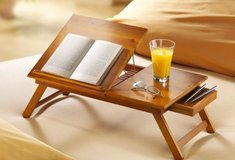 Folding Multi Position Table Laptop Bed Tray etc.. in Ramstein, Germany