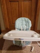 Portable first years high chair in Lockport, Illinois