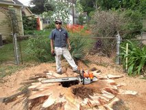 Specializing in large property lawn and landscaping services. in Kingwood, Texas