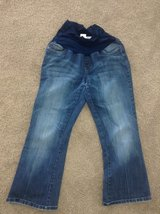 Petite Large Maternity Jeans in Chicago, Illinois