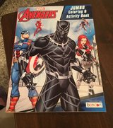 Avenger's Coloring Book in Naperville, Illinois