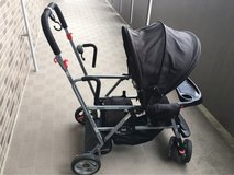 Joovy Sit to Stand Double Stroller in Okinawa, Japan