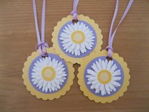 NEW, 8 Handmade Gift Tags, Favor Bag Tags in Ramstein, Germany