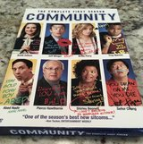 Community DVD First Season - Porch Pick-up in Kingwood, Texas