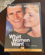 What Women Want DVD in Bolingbrook, Illinois